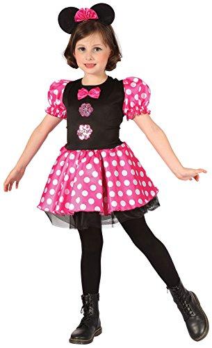 Mouse - Childrens Kostüm - Large - 134cm bis 146cm