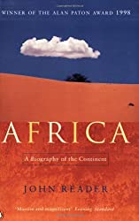 Africa: A Biography of the Continent by John Reader (1998-11-05)