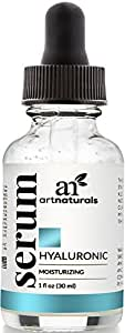 ArtNaturals Anti-Aging Hyaluronsäure-Serum - (1 Fl Oz / 30ml) - Feuchtigkeitsspendende Gesichtspflege für Falten und Altersflecken - Geeignet für jeden Hauttyp besonders für reifere Haut