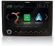 "ZENEC Z-E3766: Infotainer für FIAT Ducato mit Android Auto, AppleCarPlay, 2 Din Mediencenter mit 9""/22,9 cm To"