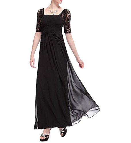 Leader of the Beauty - Robe - Femme Noir