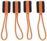 Clique Unisex Krawatten-Sets Printer, Orange (Orange), Einheitsgröße