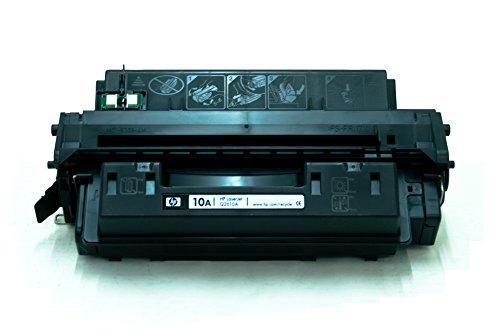HP Q2610A 10A ORIGNAL TONER Tonerkartusche Standardkapazität, 6.000 Seiten, HP LaserJet 2300, 2300d, 2300dn, 2300dtn, 2300l, 2300n - Schwarz, Smart Druckkassette