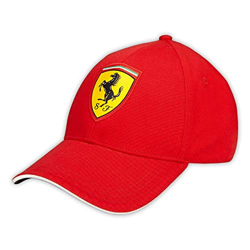 Scuderia Ferrari Gorra Clásica Roja