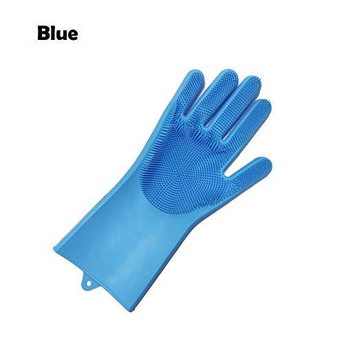Magic Silicone Dishwashing Gloves