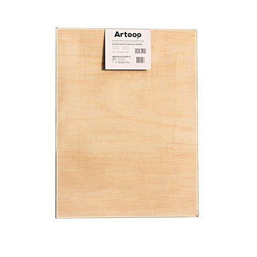 Zeichenbrett Holz Malerei Lindenholz 2 Größen (45 x 60cm)