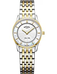 Rotary LB08301-41 Ladies Ultra Slim Watch