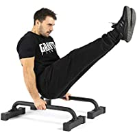 Gravity Fitness Paralelas Bajas para crossfit, calistenia, gimnasia y pesas