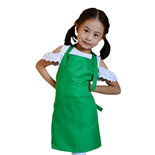 Tenflyer focalbaby tabliers pour enfants bébé-garçon-tabliers kid's pour tabliers, Vert, taille unique, Vert, taille unique