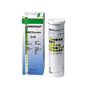 Harnteststreifen EASYscreen 5+N, Urinteststreifen, Schnellteststreifen, 100 St.