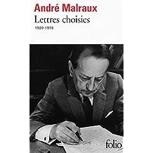 Lettres choisies (1920-1976)