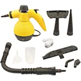 Handheld Multi-purpose Pressurized Steam Cleaner (1000 Watt) for stain removal