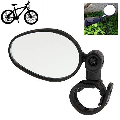 Fahrradausrüstung Fahrradrückspiegel, runder Fahrradgriff, Durchmesser: 19mm bis 25mm Sicher und praktisch