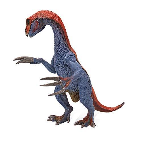 H.eternal Therizinosaurus Fantastische Kreaturen Spiel Lehrreich Model Kostüm Realistisch Lebensecht Jurassic Dinosaurier Geburtstag Geschenk zum Mädchen Junge Kinder - Realistische Dinosaurier Kostüm Kinder