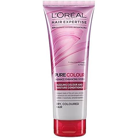 Experto 250ml L'Oreal pelo EverPure Color Care Acondicionador y Humedad