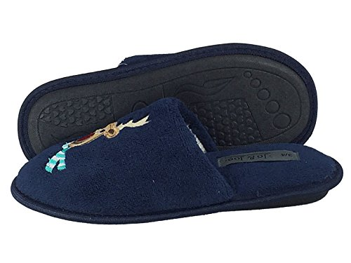 SaneShoppe - Pantofole Donna Blu
