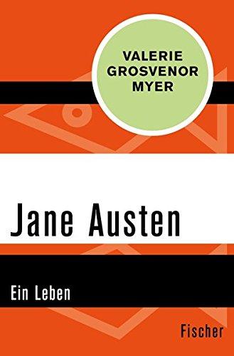 Buchseite und Rezensionen zu 'Jane Austen: Ein Leben' von Valerie Grosvenor Myer