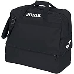 Joma Training III Bolsa, Negro, S