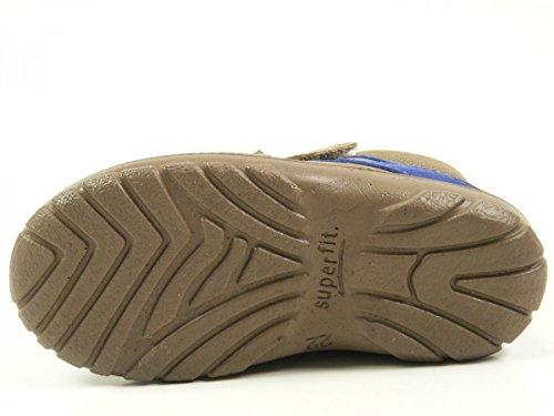Superfit Softtippo, Chaussures Marche Bébé Garçon Braun