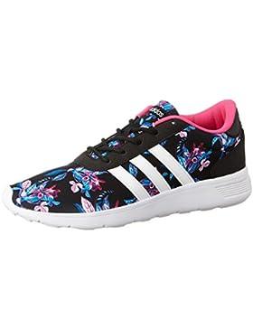 adidas Damen Lite Racer W Sneaker Low Hals