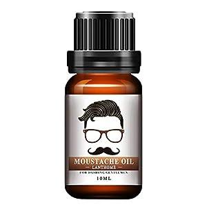 Männer Styling Schnurrbart Öl Feuchtigkeitsspendende Glättung Bart Öl Gesicht Haarpflege
