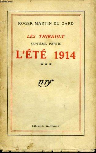 Les Thibault Tome 3 [Pdf/ePub] eBook