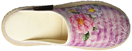 Giesswein 67/10/48126, Pantofole Donna Multicolore (386 / Rose)