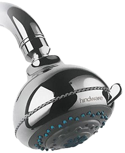 Hindware Showers F160012 5 Flow Overhead Massage Shower  Chrome