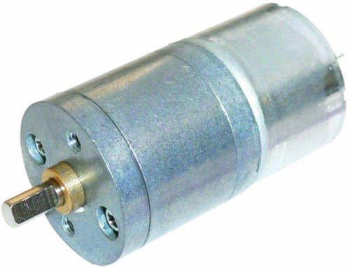 Level DC 6V Getriebemotor 20 Umdrehungen pro Minute / 40RPM / 70RPM / 100 RPM / 300RPM Zylinder Miniatur Elektronik-Metall Verz?gerung Motor