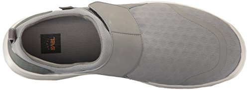 Teva Mens M Arrowood Swift Slip On Hiking Shoe Grey