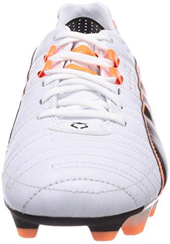 Puma - King Ii Fg, Scarpe Da Calcio da uomo bianco(Weiß (white-black-fluo flash orange 02))