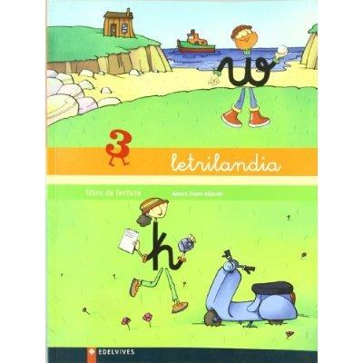 Letrilandia 3 libro de lectura