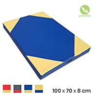 Niro Sport colchoneta 100 x 70 x 8 cm Turn – Estera de gimnasia (Sport