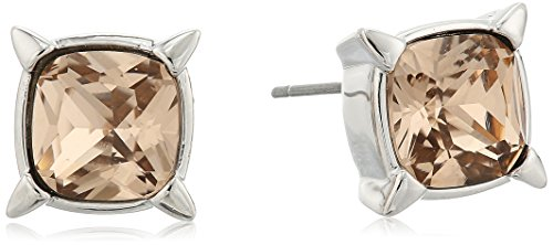 nicole-miller-trilliant-cushion-rhodium-stud-earrings