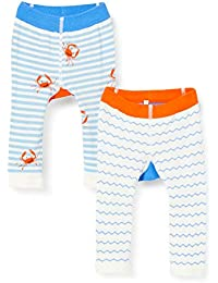 Schnizler Baby-Pumphose Interlock Blumendruck Legging Mixte b/éb/é