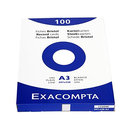 exacompta-13304e-etui-100-fiches-bristol-blanc-297-420