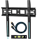 Cheetah APFMSB support TV mural pour televiseurs de 20 a 55 pouces jusqu'a VESA 400...