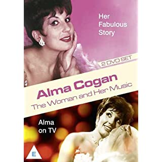Alma Cogan: The Woman And Her Music [DVD] by Alma Cogan
