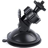 Netgen Car Windshield Suction Cup Mount for GoPro Hero, SJCAM, Yi & Other Action Cameras
