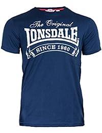 Lonsdale chemisette martock t-shirt pour homme