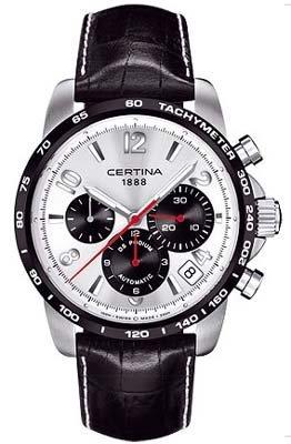 Certina C001.614.16.037.00 DS Podium Valgranges Herrenchronograph Automatik Armbanduhr