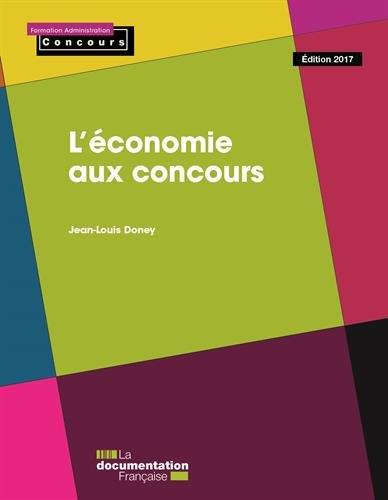 L'économie aux concours - Édition 2016-2017