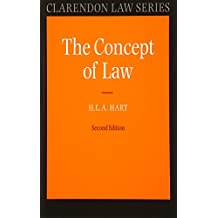 The Concept of Law (Clarendon Law Series), 2nd Ed.