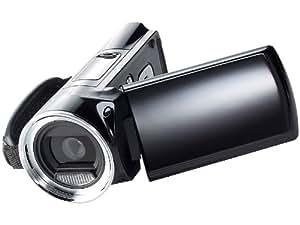 Somikon DV-812.HD Full HD-Camcorder (12 Megapixel, 8-fach dig. Zoom, 6,9 cm (2,7 Zoll) Display, HDMI, SD/SDHC-Kartenslot)