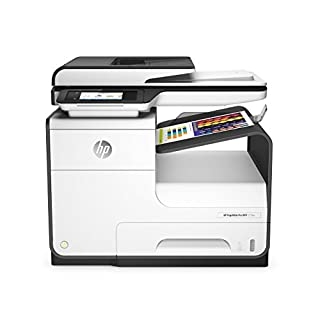 HP PageWide Pro 477dw MFP Impresora inyección de tinta, multifunción, blanca (B01BP3WJJU) | Amazon price tracker / tracking, Amazon price history charts, Amazon price watches, Amazon price drop alerts