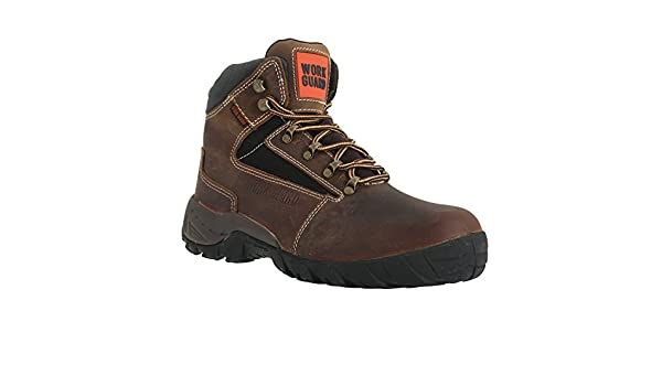 f18f8285bbf Result Mens Work-Guard Carrick Lace Up S1P Safety Boots: Amazon.co ...