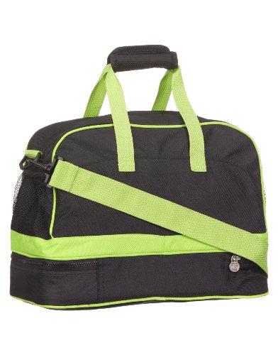 KangaROOS EDDIE B6026 Damen Bowlingtaschen 35x24x18 cm (B x H x T) Schwarz (black 500)
