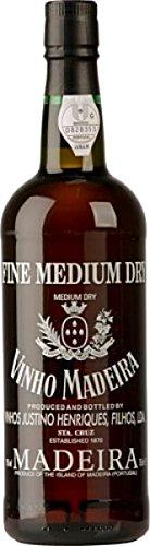 Vinhos Justino Henriques Madeira Fine Medium Dry