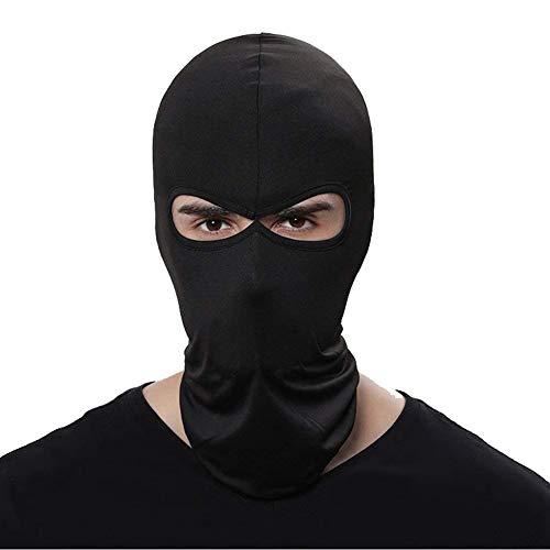 UNHO Pasamontañas Balaclava Prueba Viento Polvo Máscara