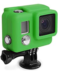 Protection Silicone X-Sories Silicone Cover Hero 3 Plus Vert (Default , Vert)